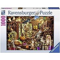 Ravensburger The Magicians Study 1000pc Jigsaw Puzzle