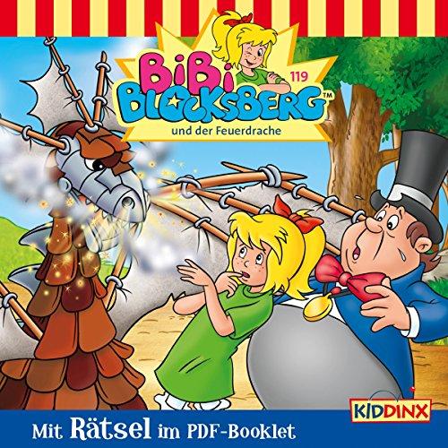 Der Feuerdrache: Bibi Blocksberg 119