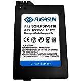 1 pz 1200 mAH PSP-S110 Batteria PSP S110 Batteria per S110 Battery for Sony Playstation PSP2000 PSP2001 PSP2003 PSP2004…