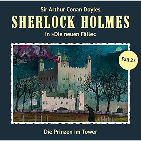 Die neuen Fälle - Fall 23: Die Prinzen im Tower, Teil 13