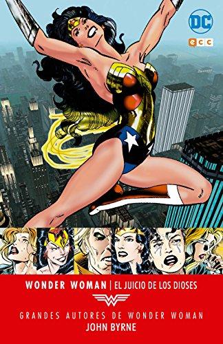 Descargar Libro Grandes autores de Wonder Woman: John Byrne - El juicio de los dioses de John Byrne
