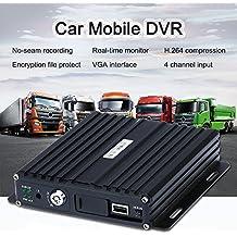 KKmoon Tempo Reale Scheda di SD Auto Autobus Mobile DVR