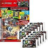 Sammelkarten LEGO Ninjago Serie 3 (1 Starter + 10 Booster)