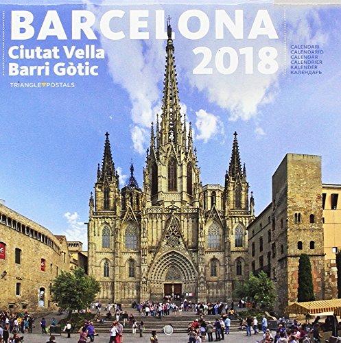 Calendari 2018 Barcelona 3 - petit (Barri Gòtic)