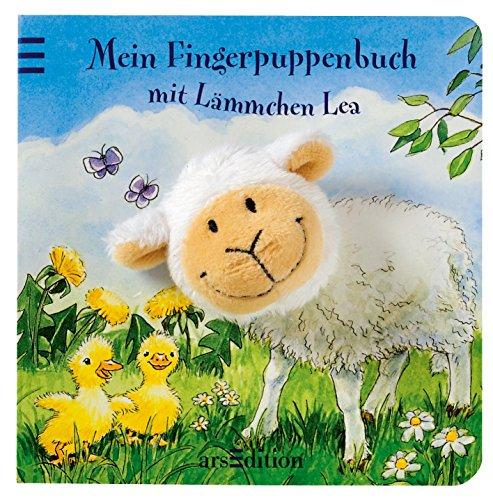 Mein Fingerpuppenbuch mit Lämmchen Lea (Fingerpuppenbücher)