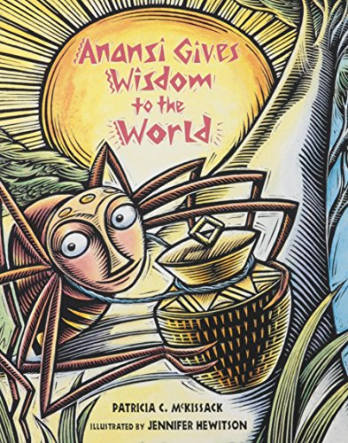 Anansi Gives Wisdom To The World