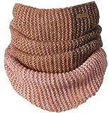 Echarpe a Tube Sacha Col Barts echarpe en tricot foulard pour femme (taille unique - peche)