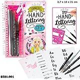 TOPModel Hand Lettering Set, Buch & Stifte-Set *NEU*