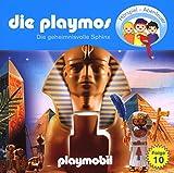 Die Playmos - Folge 10: Geheimnisvolle Sphinx (Das Original Playmobil Hörspiel)
