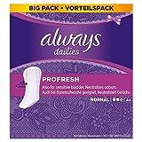 Always 401540066918044pezzo (S) compresa sanitaria prodotto per l' igiene femminile–Prodotto di igiene femminile (Bianco, 44pezzo (S)