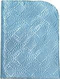 Erwin Müller Tagesdecke blau Größe 135x210 cm
