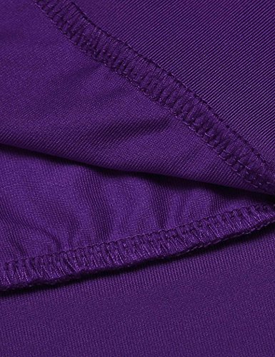 0a4b692e6dc1 ... CHIGANT Damen Langarmshirt Elegant Casual Oberteile Drapiert Basic  Pullover mit Wickel-Optik S-XXL ...