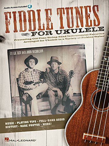 Fiddle Tunes -For Ukulele- (Book & Online Audio - TAB): Noten, Tabulatur, Lehrmaterial, Download (Audio) für Ukulele