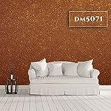 Malerei mit Glitzereffekt in Farbe bronzefarben DM5071 5 Liter