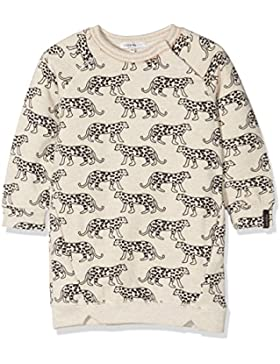 Noppies G Dress Sweat Ls Gardiner Aop, Vestido para Niños