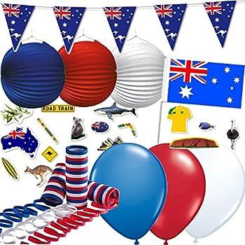 pour f/êtes et Anniversaire Party Anniversaires Napkins Serviettes en papier DH-Konzept 20/serviettes Australie