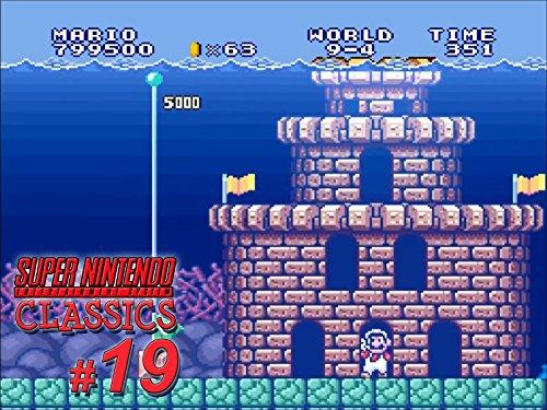 Clip: Lost Levels - Fantasy World (Super Mario Stars World All)