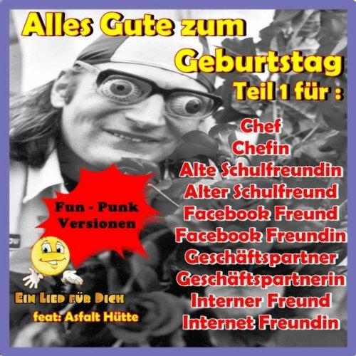 Alles Gute Zum Geburtstag Chef Von Ein Lied Fur Dich Feat Asfalt