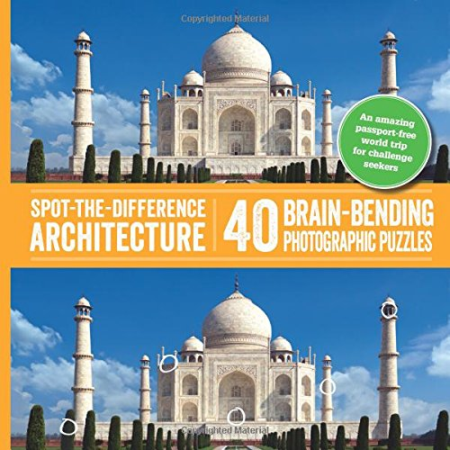 Spot-the-Difference Architecture: 40 Brain-Bending Photographic Puzzles