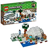LEGO Minecraft - L'igloo - 21142 - Jeu de Construction