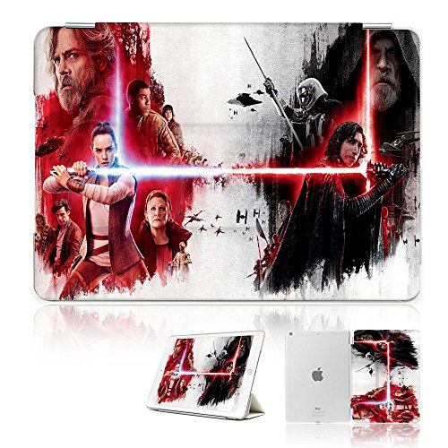 A30260 Schutzhülle für iPad 2/3 / 4 / Generation / 2/3 / 4, Motiv: Starwars Rey (Star Wars Tablet Case)