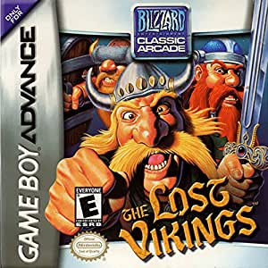 GameBoy Advance - The Lost Vikings
