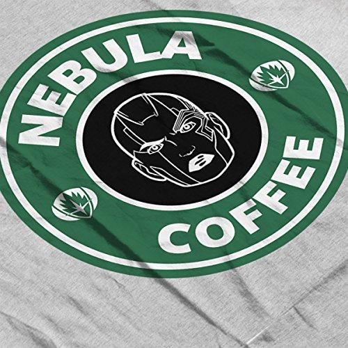 Guardians Of The Galaxy Nebula Coffee Starbucks Women's Vest Heather Grey