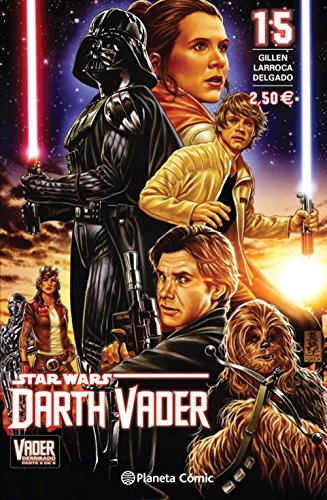 Star Wars Darth Vader 15 (Vader Down 6 de 6)