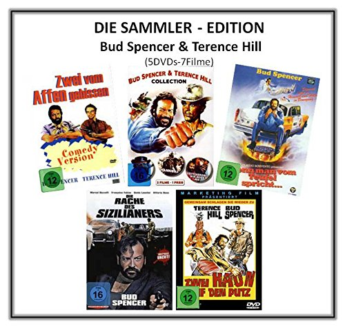 Die Sammler Edition - Bud Spencer & Terence Hill (5 DVDs - 7 Filme)