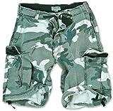 SURPLUS Vintage Shorts urban gewaschen, M