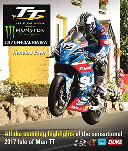 TT 2017 Official Review - Blu-ray (Worldwide Compatible) [UK Import]