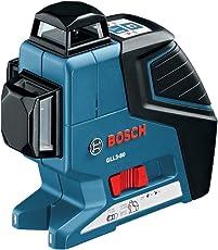 Bosch GLL3-80 3 Plane Leveling-Alignment Laser