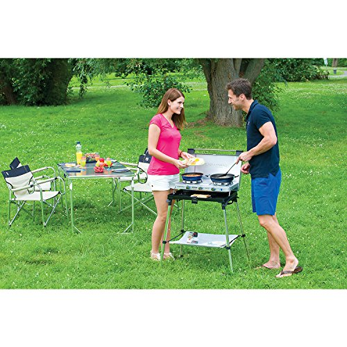 61kmTVLGfyL. SS500  - Campingaz, Toaster and Stand Camp Stove, Camping gas Cooker With Toaster