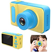 Smars® Mini Digital Children's Kids Camera 2 Inch IPS HD Screen 100 Degree Toy Photography Video Kids Camera for Kids…