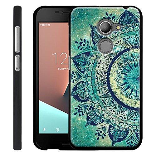 CMID Smart N8 Hülle, Slim Flexible Soft Silikon Bumper Handytasche TPU Stoßfest Schutzhülle Abdeckung Case Cover für Vodafone Smart N8 5.0