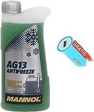 1 Liter Mannol Kühlerfrostschutz, Antifreeze MN4013-1 + Autoladegerät geschenkt