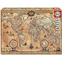 Educa Borrás 15159 - 1000 Mapamundi