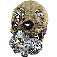 Máscara de látex para Halloween Horror Bioquímico Gas ...