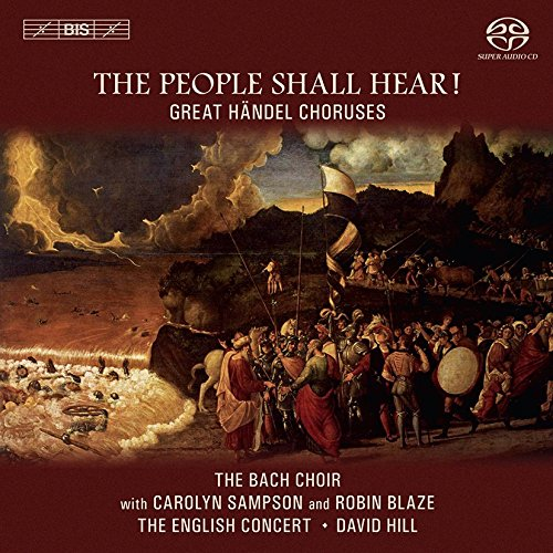 r! : Great Händel Choruses ()