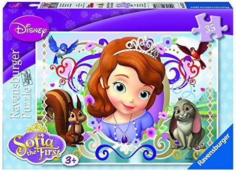 Ravensburger Disney Sofia the First 35 piece Jigsaw Puzzle by by by Disney | Vendre Prix