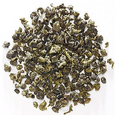 Tie Guan Yin Oolong Tea - Taiwanese High Mountain Green Oolong - Loose Leaf - Tieguanyin Wu Long Tea From Taiwan - Oolong Di Taiwan Tè