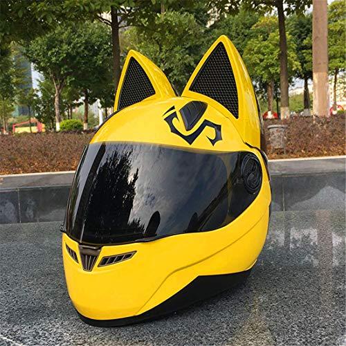 YXNB® Casco de Motocicleta
