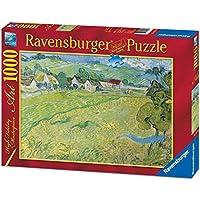 Ravensburger 19221 - Vincent Van Gogh Le Vessenots a Auvers Puzzle, 1000 Pezzi