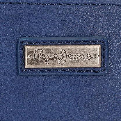 Pepe Jeans Croc Bolso Bandolera, 38 cm, 10.64 Litros