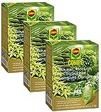 Oleanderhof® Sparset: 3 x COMPO Bäume, Hecken, Sträucher Langzeit-Dünger, 2 kg + gratis Oleanderhof Flyer