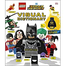 Lego Dc Comics Super Heroes Visual Dictionary (Dk Lego)