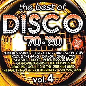 various -  The Best Of 70`s Disco