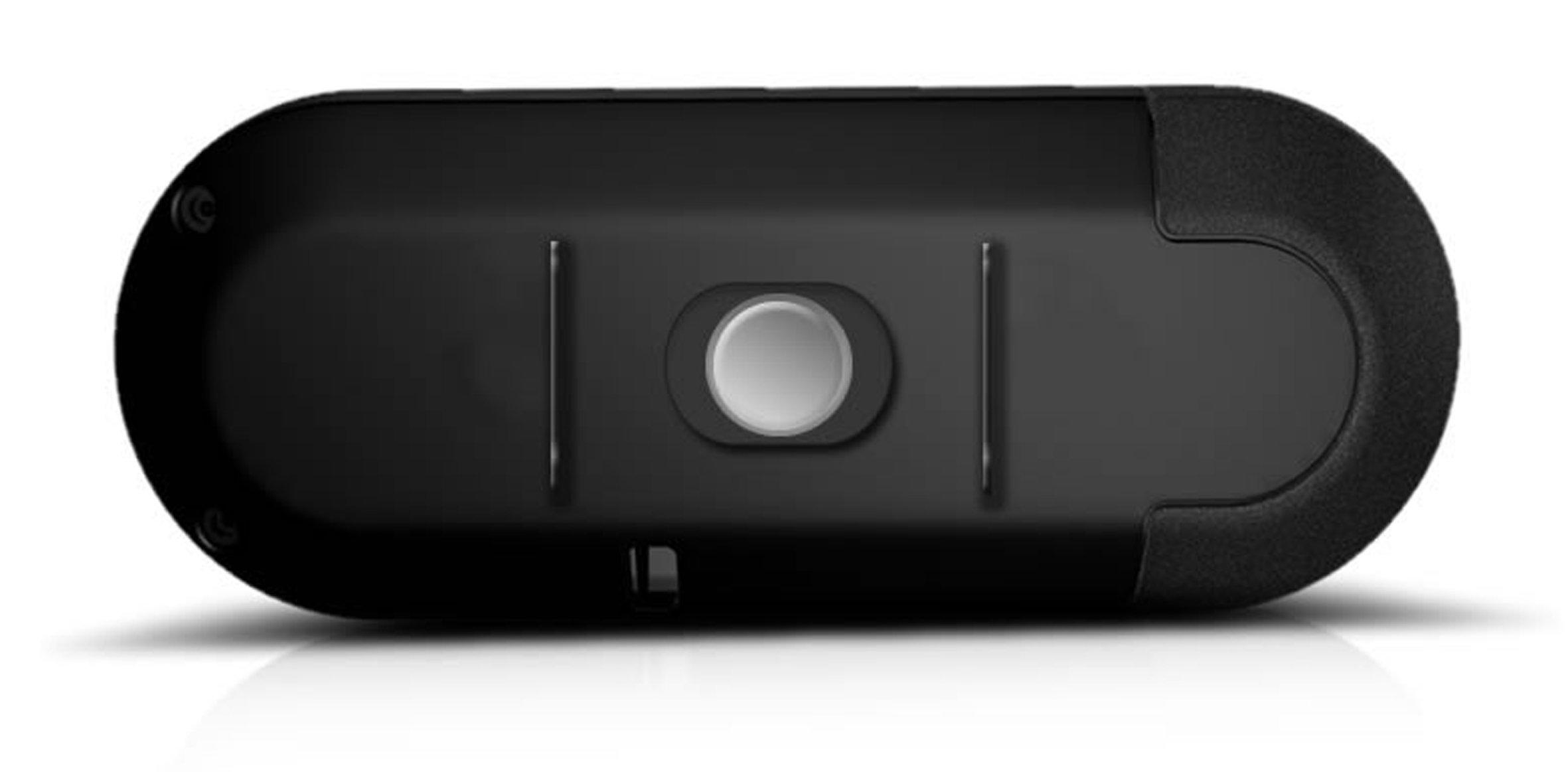 SuperTooth-Buddy-21-Freisprechanlage-mit-Bluetooth-Saugnapfhalterung-fr-iPhone-3G3GS44S55S5C-und-Samsung-Galaxy-S3S4-Schwarz