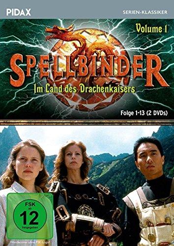 Spellbinder - Im Land des Drachenkaisers, Vol. 1 / Die ersten 13 Folgen der preisgekrönten Fantasyserie (Pidax Serien-Klassiker) [2 DVDs]