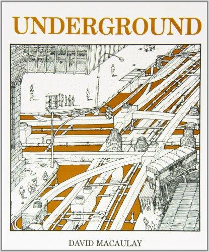 Underground por David MacAulay
